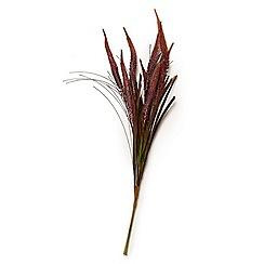 Abigail Ahern/EDITION - 'Faux Veronica Grass' Single Artificial Flower Stem