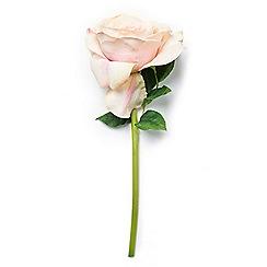 Abigail Ahern/EDITION - 'Rose Blush Single Artificial Flower Stem