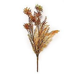 Abigail Ahern/EDITION - 'Dusky Wood Sage' Single Artificial Flower Stem