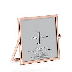 J by Jasper Conran - Rose gold hinged photo frame