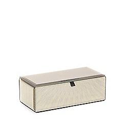 Star by Julien Macdonald - Gold small 'Venus' box