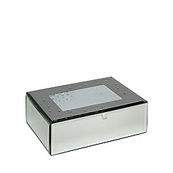 Star by Julien Macdonald - Glass 'Luciana' photo box