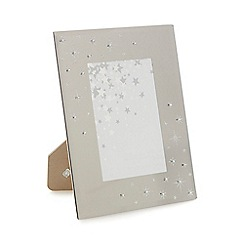 Star by Julien Macdonald - Glass 'Luciana' diamante star photo frame