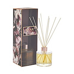 Star by Julien Macdonald - Pink 'Midnight Bloom' mulberry and vanilla scented reed diffuser