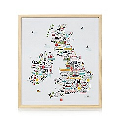 Ben de Lisi Home - United Kingdom and Republic of Ireland wall art