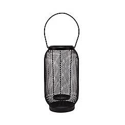 Ben de Lisi Home - Black wire lantern