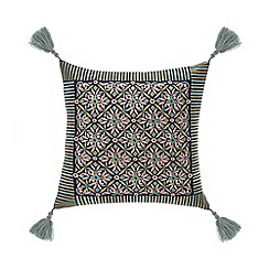 MW by Matthew Williamson - Multicoloured 'Kebby' cushion