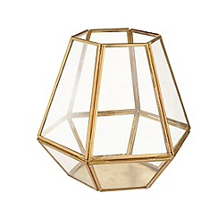 Butterfly Home by Matthew Williamson - Small hexagonal lantern