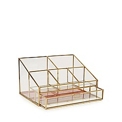 Butterfly Home by Matthew Williamson - Gold storage box