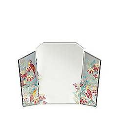 Butterfly Home by Matthew Williamson - Multi-coloured dressing table mirror