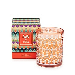 Butterfly Home by Matthew Williamson - Orange pina colada scented candle