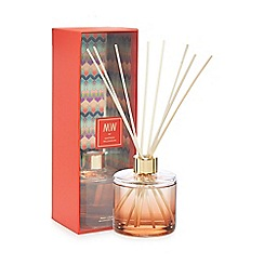 MW by Matthew Williamson - Orange pina colada diffuser