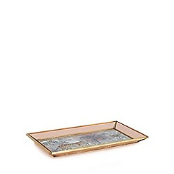 MW by Matthew Williamson - Multicoloured glass tray