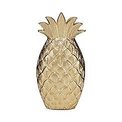 MW by Matthew Williamson - Gold pineapple vase