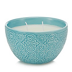MW by Matthew Williamson - Blue scented candle