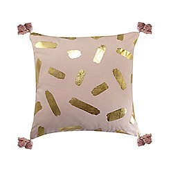 Home Collection - Pink 'Leelah' cushion