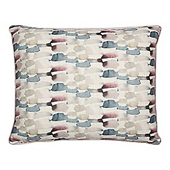 Home Collection - Multicoloured 'Bode' feather filled cushion