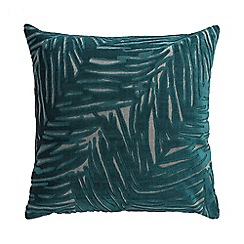 Home Collection - Dark green 'Nala' cushion