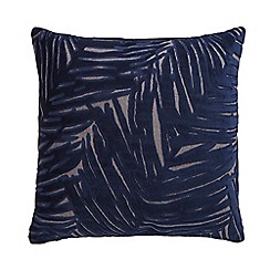 Home Collection - Navy 'Nala' cushion