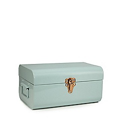 Home Collection - Large light blue trunk