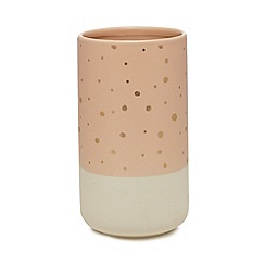 Home Collection - Pink confetti vase