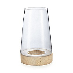 Home Collection - Glass hurricane lantern