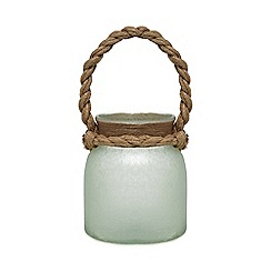 Home Collection - Green rope lantern