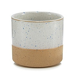 Parlane - Multi-coloured ceramic 'Croft' planter