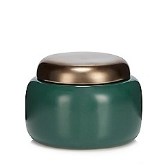 Home Collection - Green ceramic pot