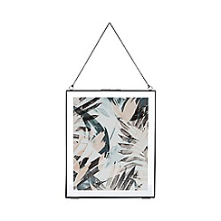 Home Collection - Black hanging frame