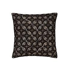 Murmur - Charcoal 'Amur' cushion