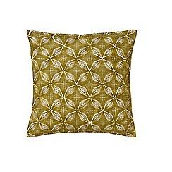 Murmur - Chartreuse 'Amur' cushion