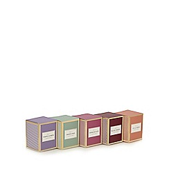 Home Collection - Pack of 5 assorted scented candles