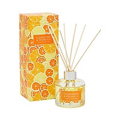 Debenhams - Orange clementine and prosecco diffuser