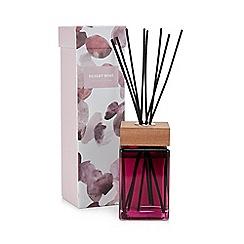 Debenhams - Plum desert rose scented reed diffuser