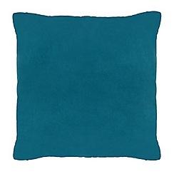 Home Collection - Dark teal velvet cushion