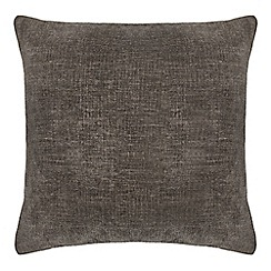 Home Collection - Grey chenille cushion