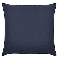 Home Collection Basics - Navy 'Bailey' cushion