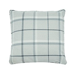 Home Collection - Grey check cushion