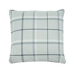 Home Collection - Grey check cushion