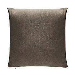 Debenhams - Natural Chambray Cushion