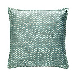 Debenhams - Light Blue 'Norsjo' Cushion