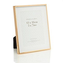 Home Collection - Gold photo frame