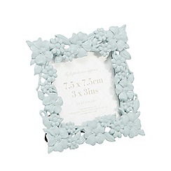 Home Collection - Blue daisy photo frame