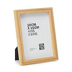 Home Collection - Natural Photo Frame