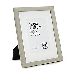 Home Collection - Grey Photo Frame