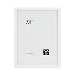 Home Collection - White Photo Frame