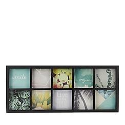Home Collection - Black Ten Aperture 'Instagram' Photo Frame