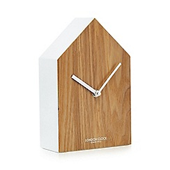 London Clock - Wooden house mantel clock