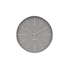 Karlsson - Grey normann wall clock